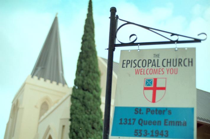 EPISCPAL CHURCH
