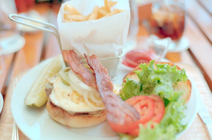 The Kahala Burger